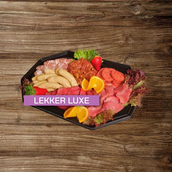 slagerij hofman groningen gourmetschotel lekker luxe