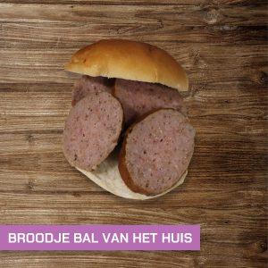 slagerij hofman broodjes broodje bal van het huis